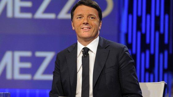 """Renzi: """"Enti locali non potranno aumentare le tasse. Ma sul contante non si torna indietro"""""""