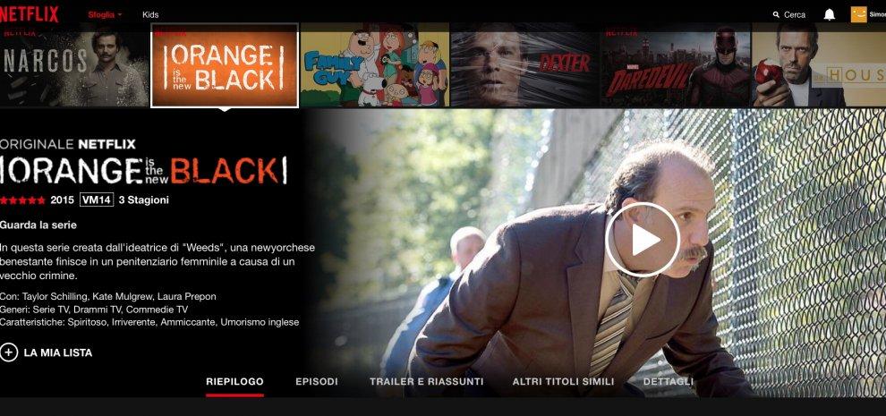"""Netflix ora disponibile anche in Italia. Il ceo Hastings: """"Vogliamo far abbonare una famiglia su tre"""""""