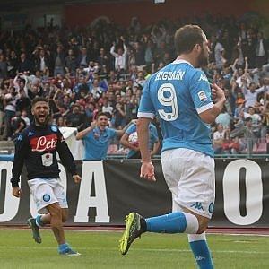 Higuain: ''Napoli speciale, sono qui per vincere''