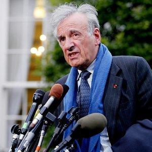 """Elie Wiesel: """"Storia e Memoria sono ancora un dovere per i potenti di oggi"""""""