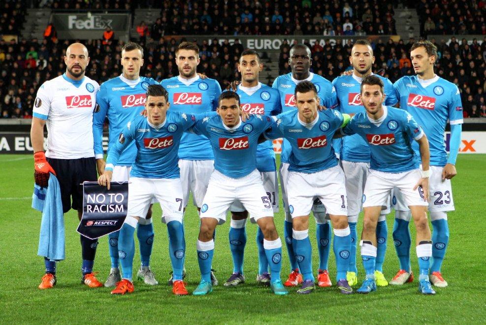 Europa League: Midtjylland-Napoli, il film della partita