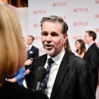 Netflix, parla Hastings: