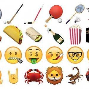 Dal dito medio alzato alle corna, dal nerd al burrito: più di 150 emoij da Apple