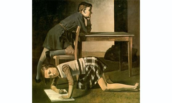 on sale 60352 07e5a Balthus i cinque quadri imperdibili in mostra a Roma