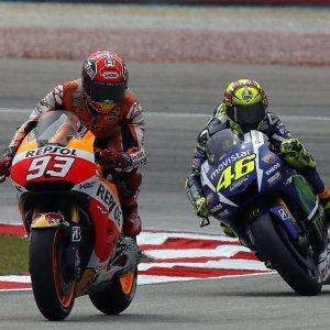 """MotoGp, """"Rossi diceva la verità"""". Ecco il video che accusa Marquez"""