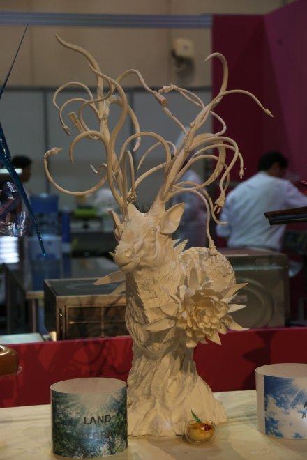 Campionato Mondiale di pasticceria, vince il Giappone