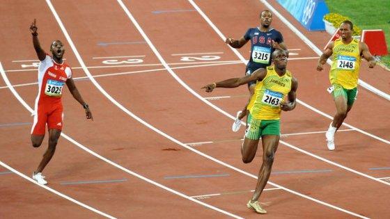 Usain Bolt e colleghi potrebbero essere più veloci. Lo dicono le leggi della Fisica