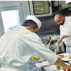 """Bollate, apre """"inGalera"""": il ristorante del carcere più stellato d'Italia"""