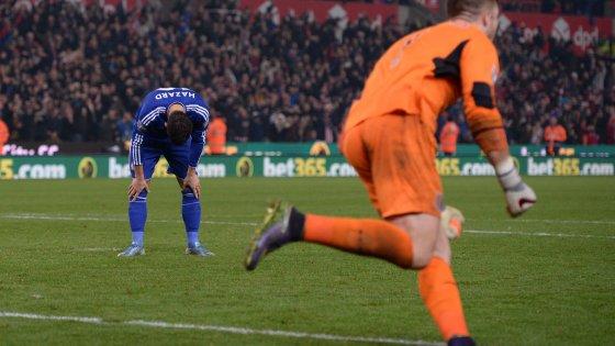 Inghilterra, Coppa di Lega: Chelsea eliminato, Mourinho sempre più a rischio