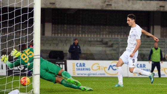 Verona-Fiorentina 0-2: i viola si rilanciano, scaligeri in crisi totale