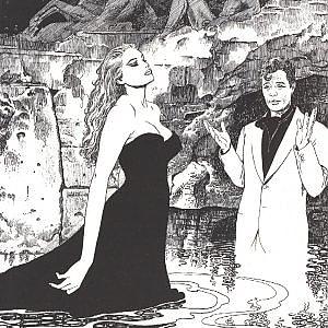 A Lucca la fantasia va al potere: Manara fa rivivere Fellini