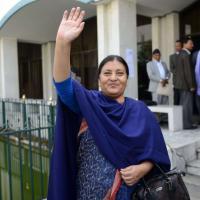 Nepal, Bidya Bhandari la prima donna presidente