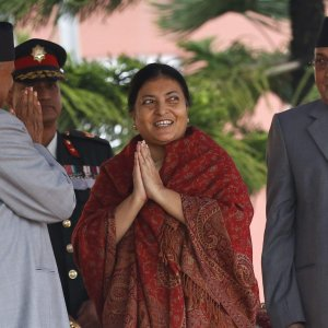 Nepal, una donna presidente per la prima volta