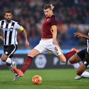 Roma, Dzeko è il tuttofare: ma ora servono i suoi gol