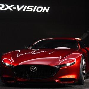 Sorpresa Mazda: chi si rivede, il motore rotativo