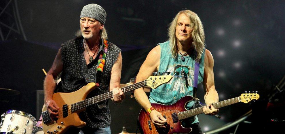 Poker di date italiane per i Deep Purple e sold out per i Foo Fighters