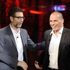 """Freccero: """"Basta retorica, né casta né spreco, pagare Varoufakis è stato un investimento"""""""