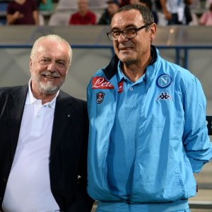 """Napoli, De Laurentiis punge Benitez: """"Higuain l'ho preso io, lui voleva Damiao"""""""