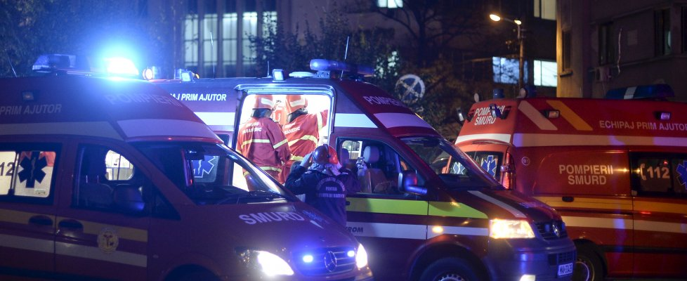 Bucarest, esplosione in discoteca: 27 morti