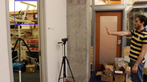 Il 'radar' wi-fi che vede attraverso le pareti. Ti riconosce e capisce se stai male