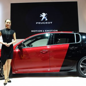 Salone di Tokyo tris d'assi per Peugeot