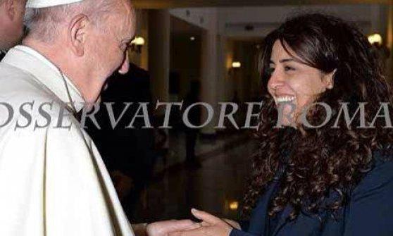 """Vatileaks 2, il Papa: """"Avanti con serenità e determinazione"""". Chaouqui: """"Non sono un corvo"""""""