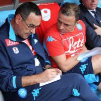 Sarri cambia volto al Napoli. Maxi turnover in Europa