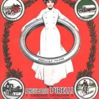 Pirelli, la storia per immagini / 2. Le pubblicità, da inizio Novecento a