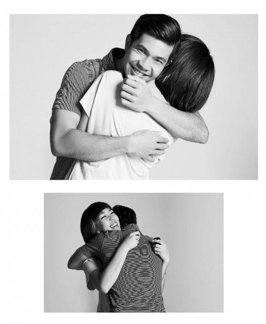Le due facce dell'abbraccio: quando l'emozione è doppia