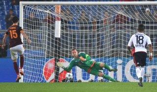 Roma-Bayer Leverkusen 3-2, Pjanic risolve una partita folle