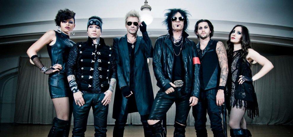 L'addio dei Mötley Crüe, gli Scorpions festeggiano 50 anni di carriera con tre date