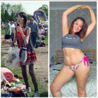 """""""Amo le mie curve"""": la conquista di una ex anoressica"""