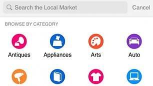 """Facebook """"local market"""" La compravendita è tra vicini  di MARTINA NASSO"""