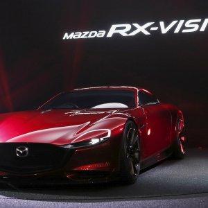 Mazda e il motore rotativo: un'avventura romantica