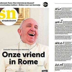"""Il Papa: """"Un credente non può parlare di povertà e vivere come un faraone"""""""