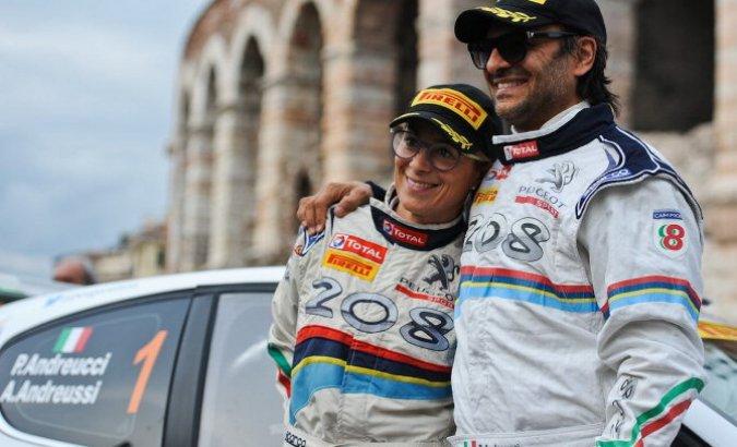 "Andreucci: ""Un gran lavoro di Peugeot Sport"""