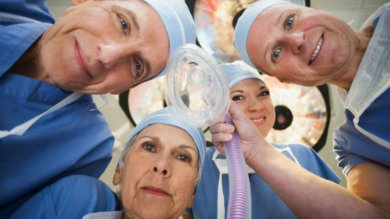 """Mistero anestesia, che cosa succede  quando il cervello """"si spegne""""   Foto"""