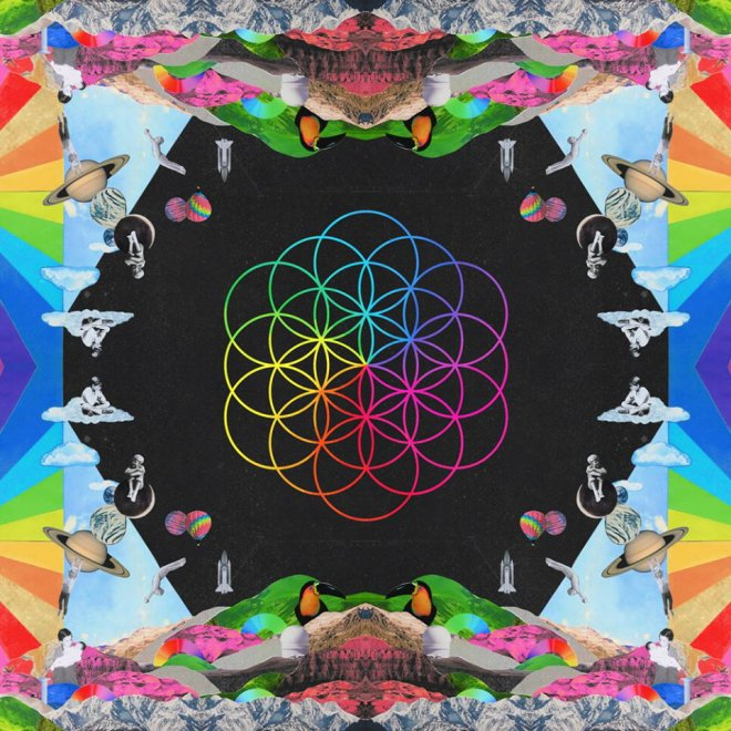 "Coldplay, con ""A Head Full of Dream"" la band promette pensieri positivi"