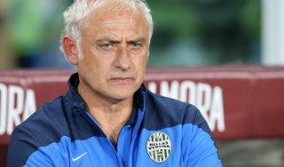 Verona, Mandorlini non perde l'ottimismo: ''Faremo una buona gara''