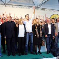 A Bologna il raduno del centrodestra, Berlusconi: