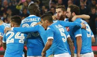 Napoli-Udinese 1-0, decide una prodezza del solito Higuain