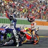 La Honda risponde a Rossi: