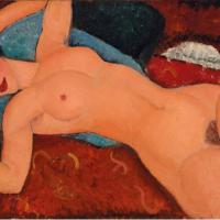 New York, record mondiale per Modigliani: 170,4 mln di dollari
