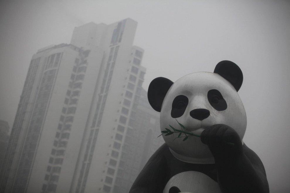 Cina, nel nord è apocalisse smog