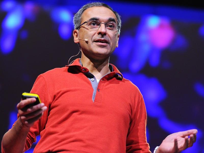 """Pavan Sukhdev: """"Stiamo dando l'asma al pianeta per produrre hamburger"""""""
