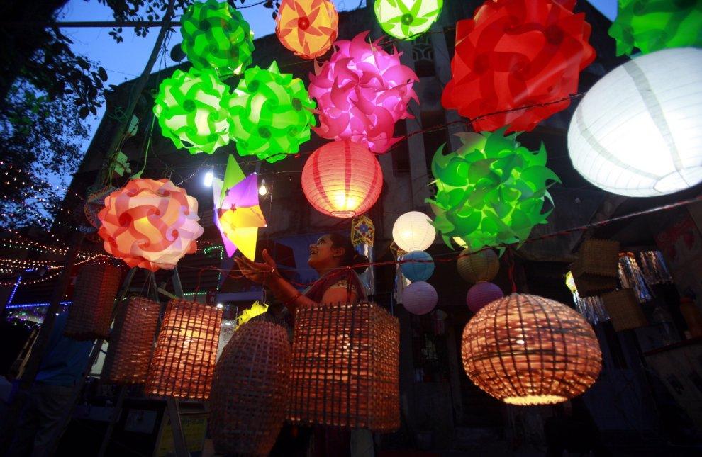 Diwali: l'India si accende, è la festa delle luci