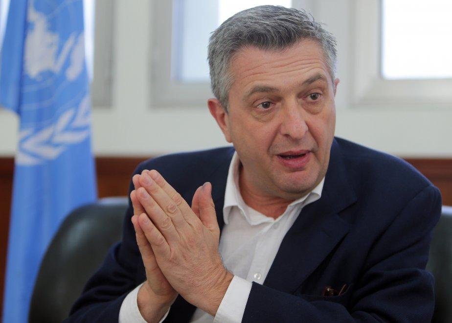 L'Onu sceglie Filippo Grandi per l'alto commissario Unhcr