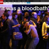 Parigi sotto attacco, la notizia sui siti stranieri