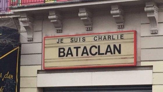 Bataclan, dal concerto al massacro. Un'italiana: