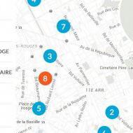Parigi sotto attacco, da Charlie Hebdo a oggi. La mappa degli attentati